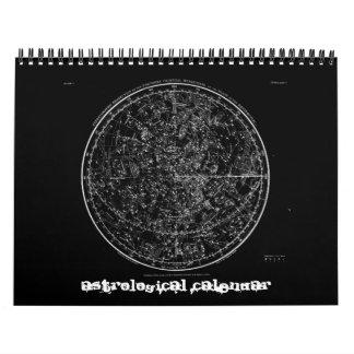 Calendario astrológico