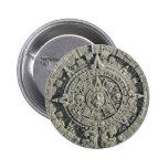 Calendario azteca pins