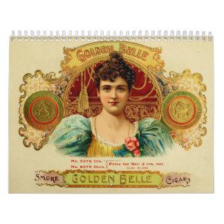 Calendario - belleza de oro