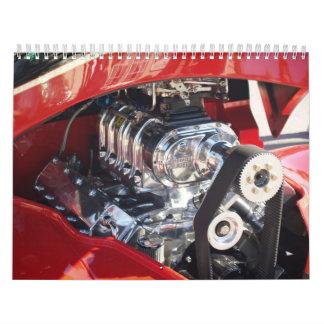 Calendario caliente de los motores #1