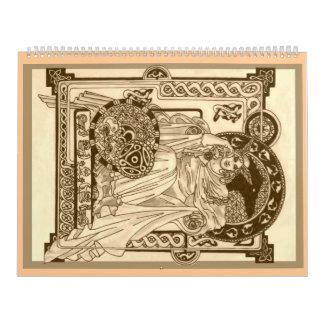 calendario céltico