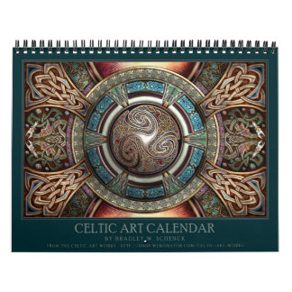 Calendario céltico del arte
