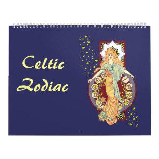 Calendario céltico del zodiaco
