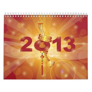 Calendario chino del Año Nuevo 2013