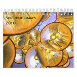 Calendario científico 2010 de las imágenes