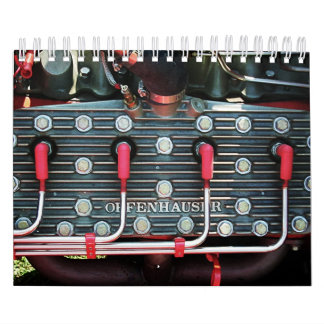 Calendario clásico de 2013 molinos