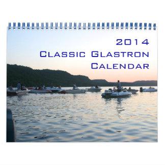 Calendario clásico de 2014 CGOAMN Glastron