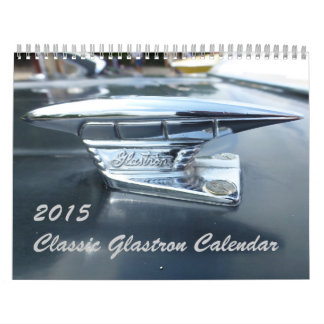 Calendario clásico de 2015 CGOAMN Glastron