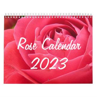 Calendario color de rosa 2014
