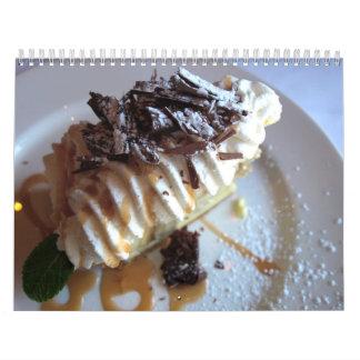 Calendario culinario 2011
