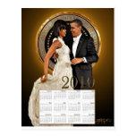 Calendario de 2010 danzas tarjetas postales