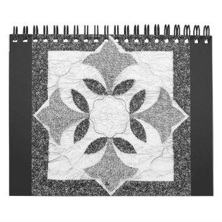 Calendario de 2010 edredones/libro de fecha