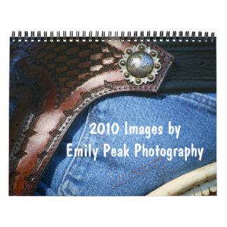 Calendario de 2010 imágenes