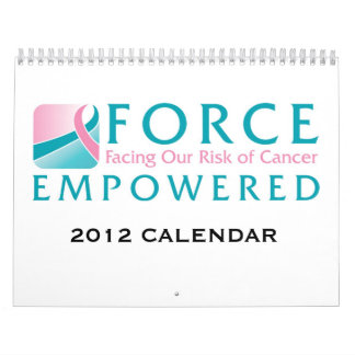 Calendario de 2012 FUERZAS (código-ALLCALENDARS