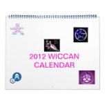 CALENDARIO DE 2012 WICCAN
