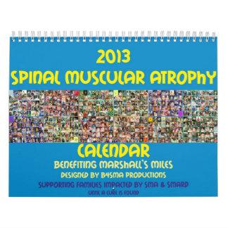 Calendario de 2013 SMA y de SMARD