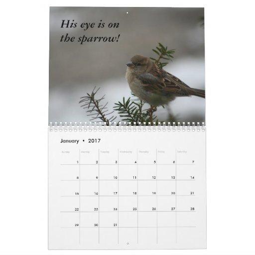 ¡Calendario de 2014 alabanzas! Calendarios De Pared