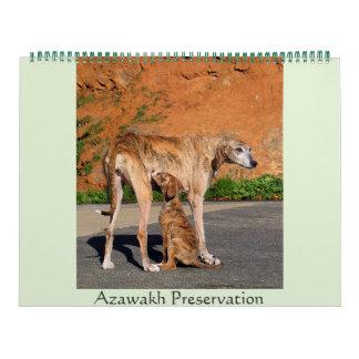 CALENDARIO DE 2016 AZAWAKH