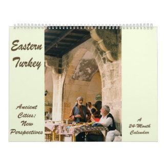 Calendario de 24 meses del este de Turquía