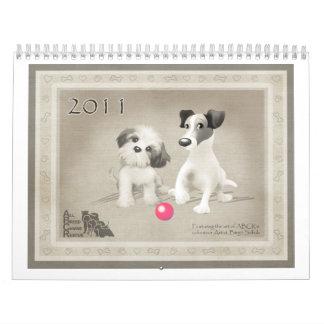 Calendario de ABCR 2011