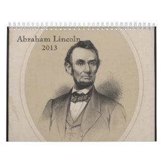 Calendario de Abraham Lincoln