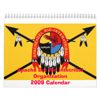 Calendario de ADRIT 2009