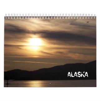 Calendario de Alaska 2010