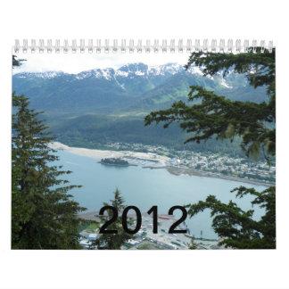 Calendario de Alaska 2012