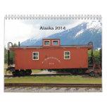Calendario de Alaska 2014