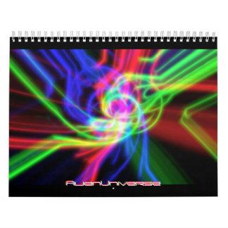 Calendario de AlienUniverse