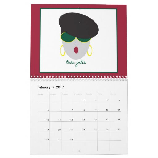 Calendario de Anabel Nueva York