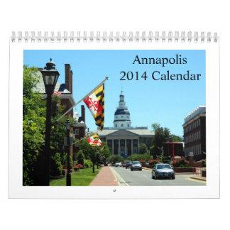 Calendario de Annapolis 2014