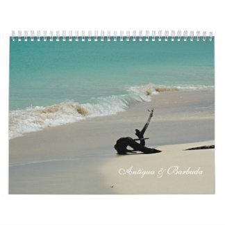 Calendario de Antigua y de Barbuda