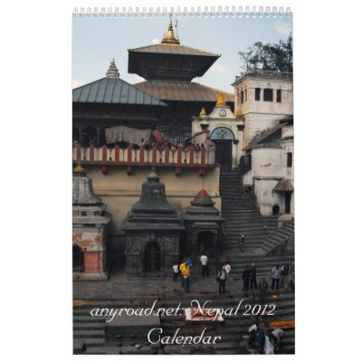 calendario de anyroad.net Nepal 2012