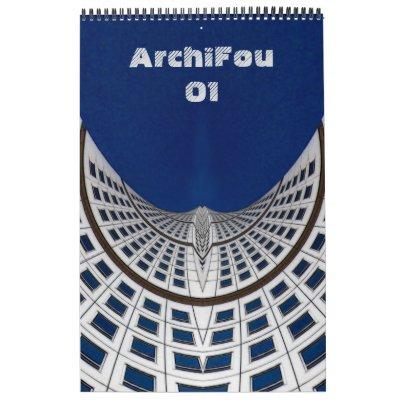 Calendario de ArchiFou 01