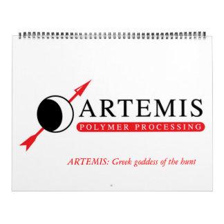 Calendario de Artemis