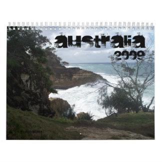 Calendario de Australia 2009