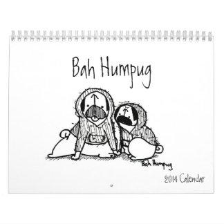 Calendario de Bah Humpug 2014