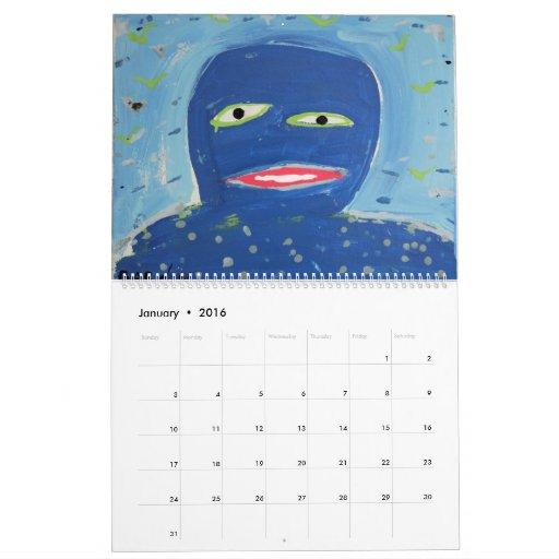 Calendario de BardinArt 2013