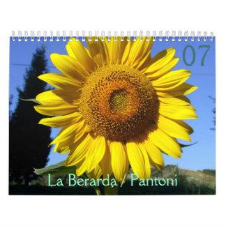 Calendario de Berarda