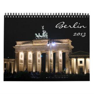 calendario de Berlín 2013