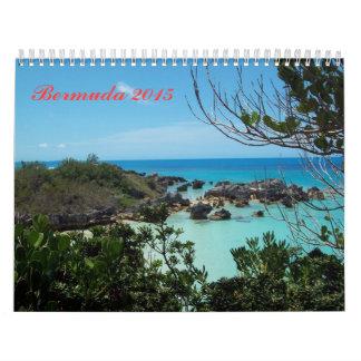 Calendario de Bermudas 2015