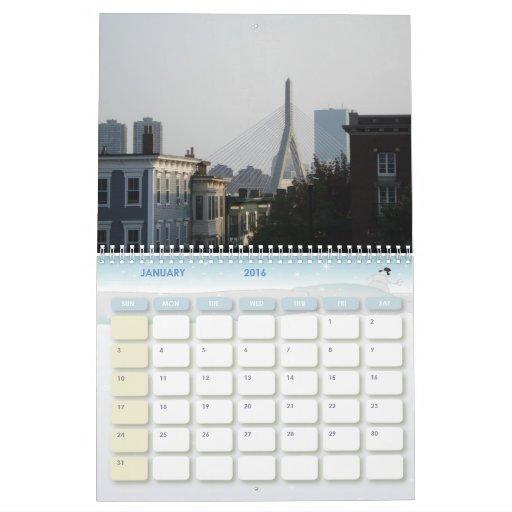 Calendario de Boston