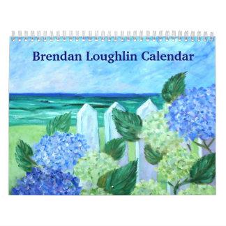 Calendario de Brendan Loughlin