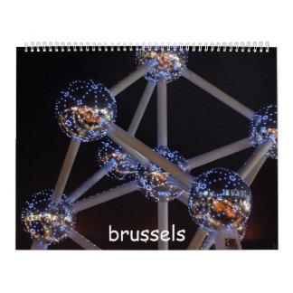 calendario de Bruselas