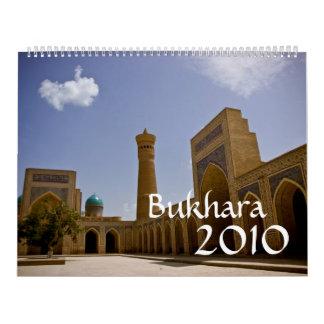 Calendario de Bukhara 2010