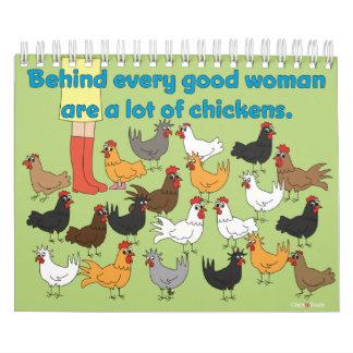Calendario de ChickinBoots 2016