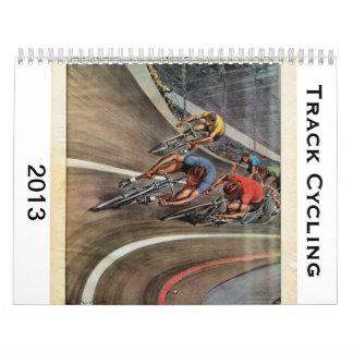 Calendario de ciclo 2013 de la pista