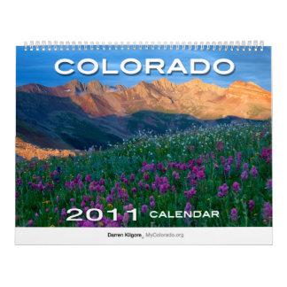 Calendario de Colorado