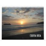 Calendario de Costa Rica